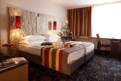 Habitación doble  del hotel Mercure Wien Zentrum