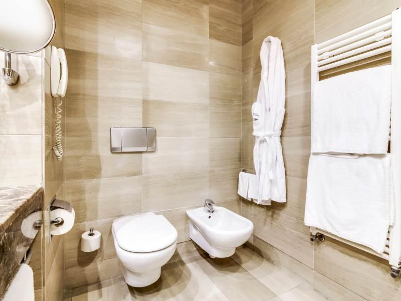 Habitación doble Confort del hotel Sercotel Acteon