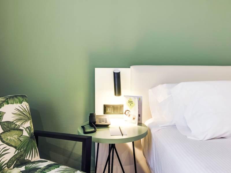 Habitación doble Confort del hotel Sercotel Acteon. Foto 2