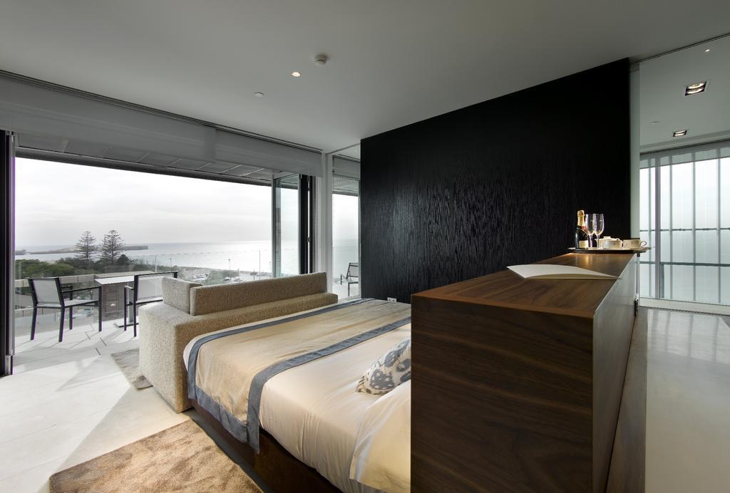 Junior suite  del hotel Parador de Cádiz