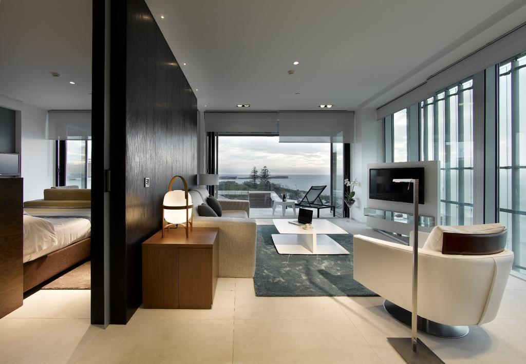 Junior suite  del hotel Parador de Cádiz. Foto 1