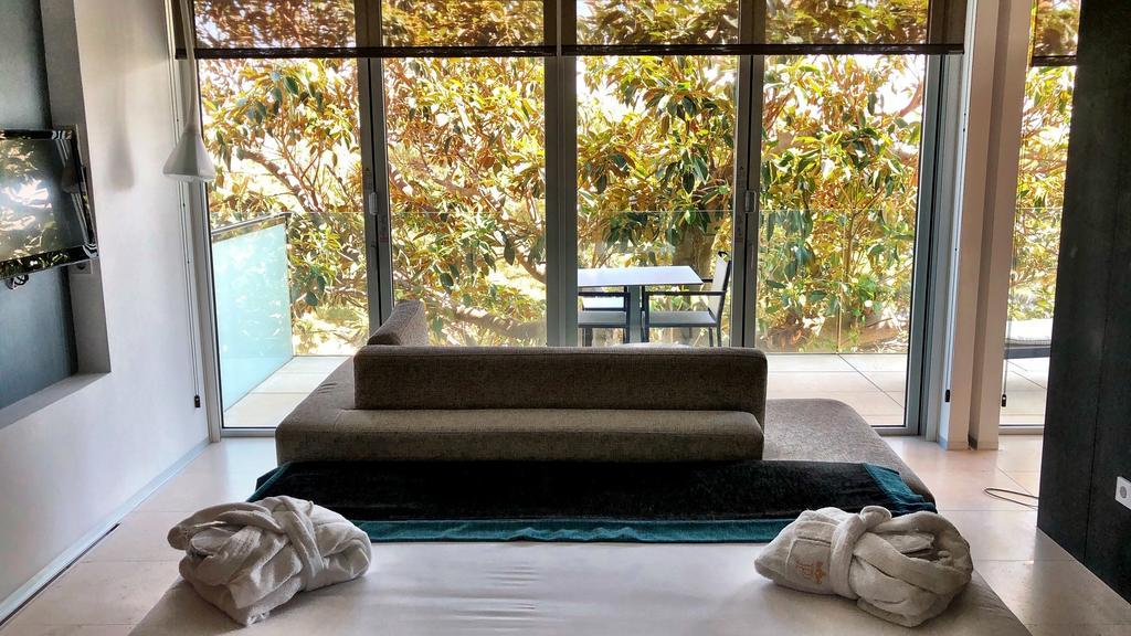 Habitación doble Superior del hotel Parador de Cádiz
