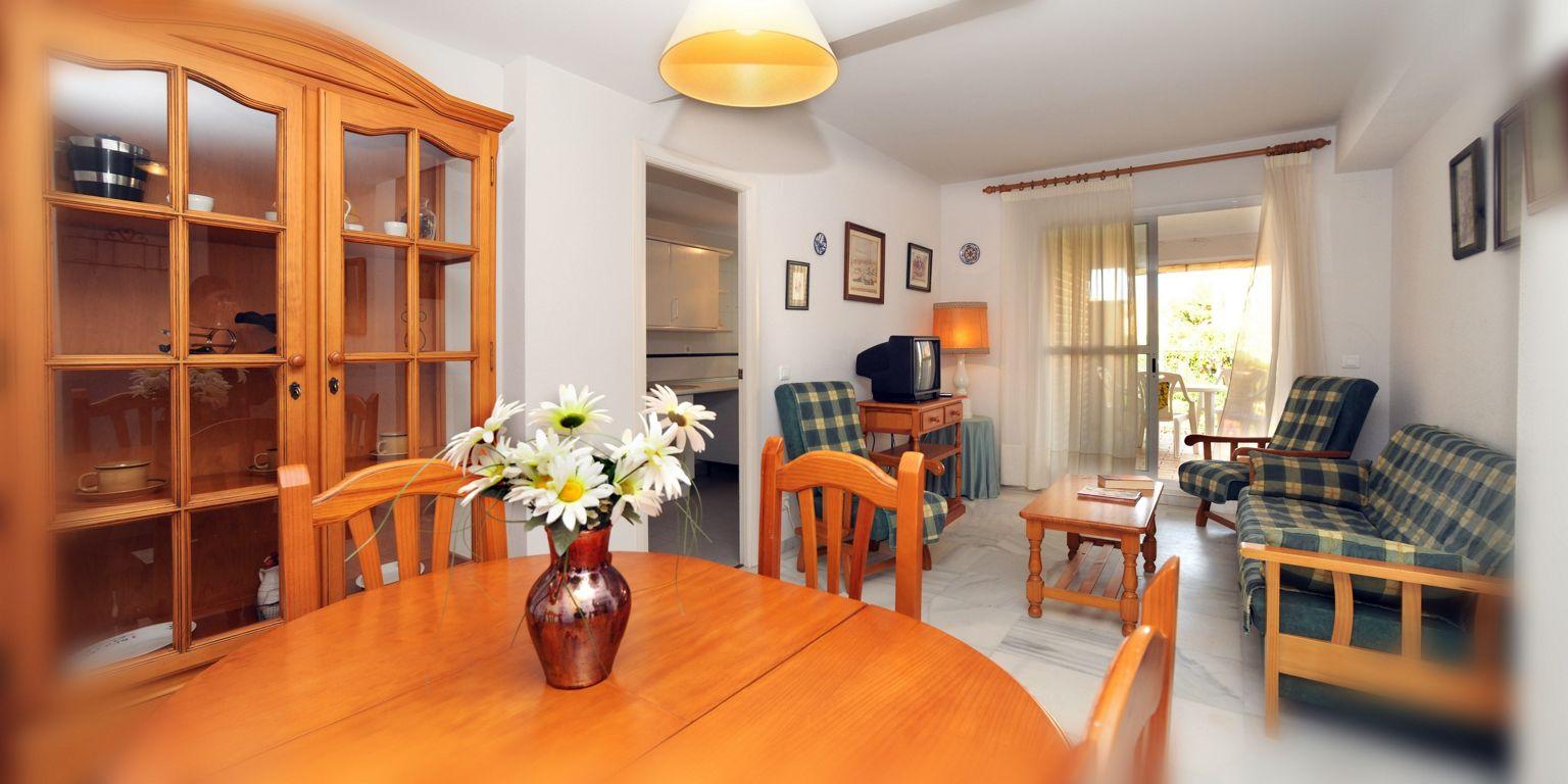 Apartamento 1 dormitorio  del hotel Leo Varios Islantilla. Foto 2