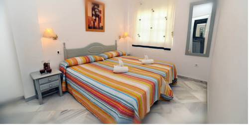 Apartamento 2 dormitorios  del hotel Leo Ipanema