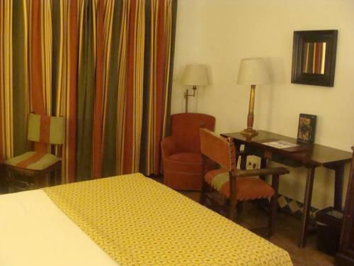 Habitación doble  del hotel Parador de Jaén
