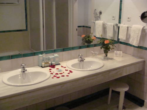 Habitación doble Superior del hotel Parador de Jaén