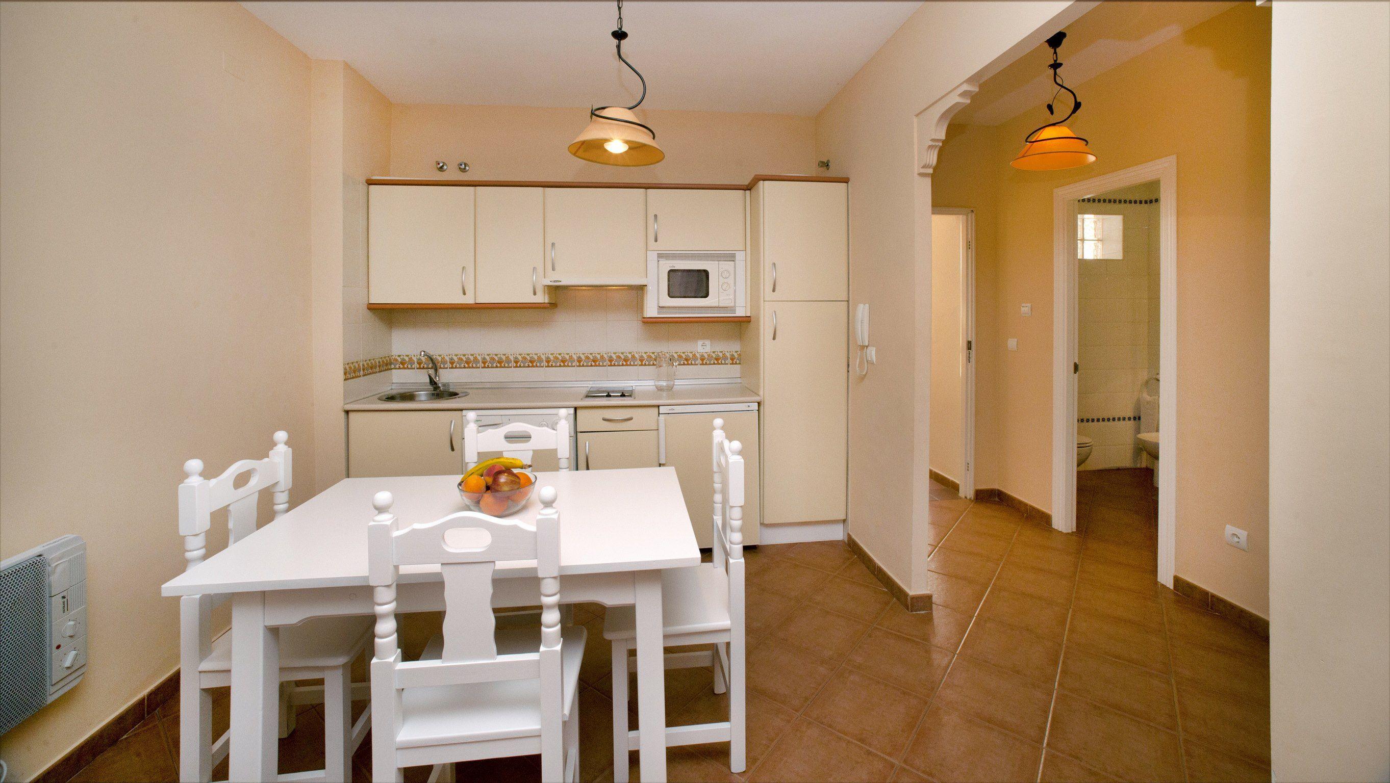 Apartamento 1 dormitorio  del hotel Leo Canela