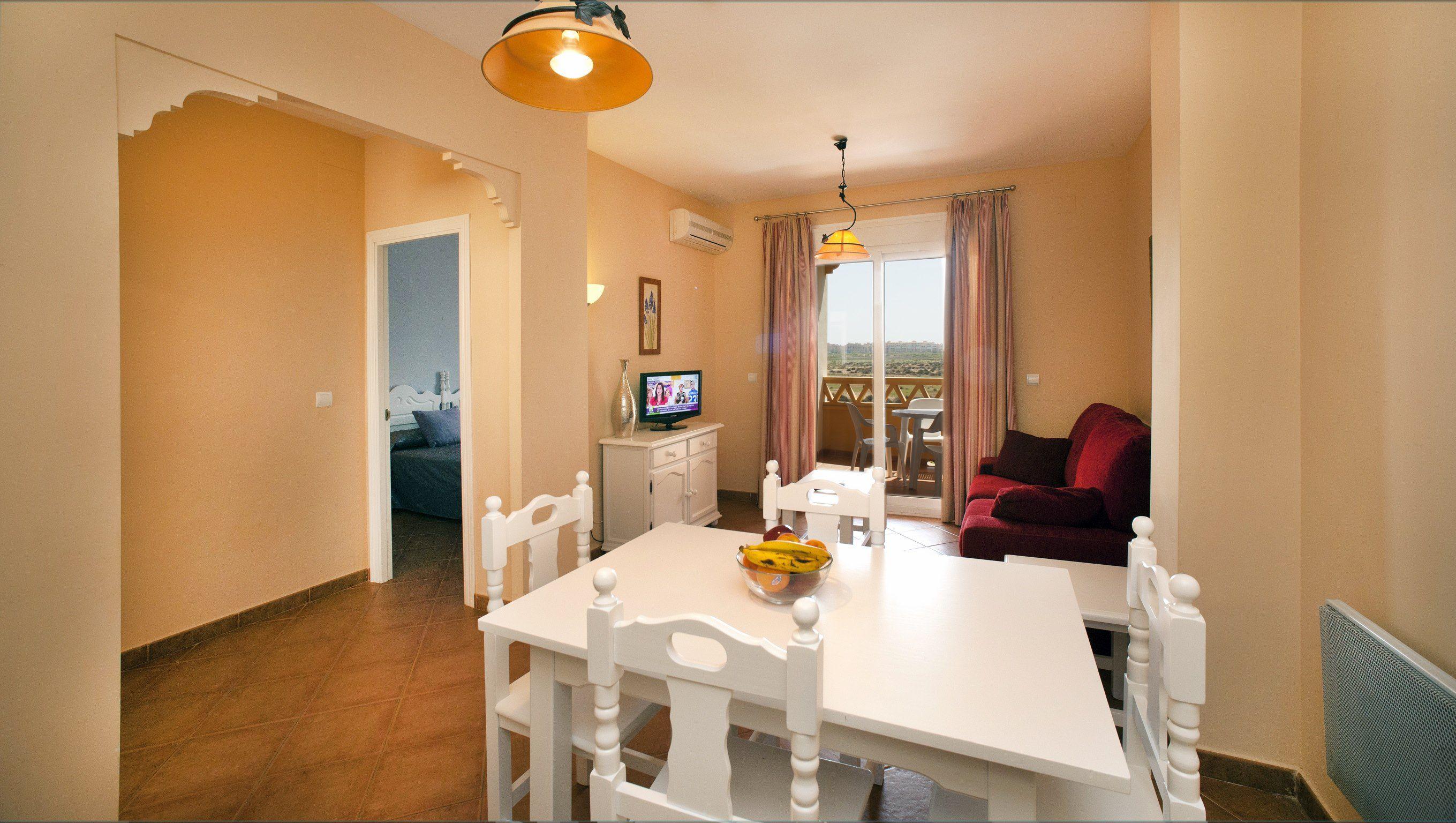 Apartamento 1 dormitorio  del hotel Leo Canela. Foto 2
