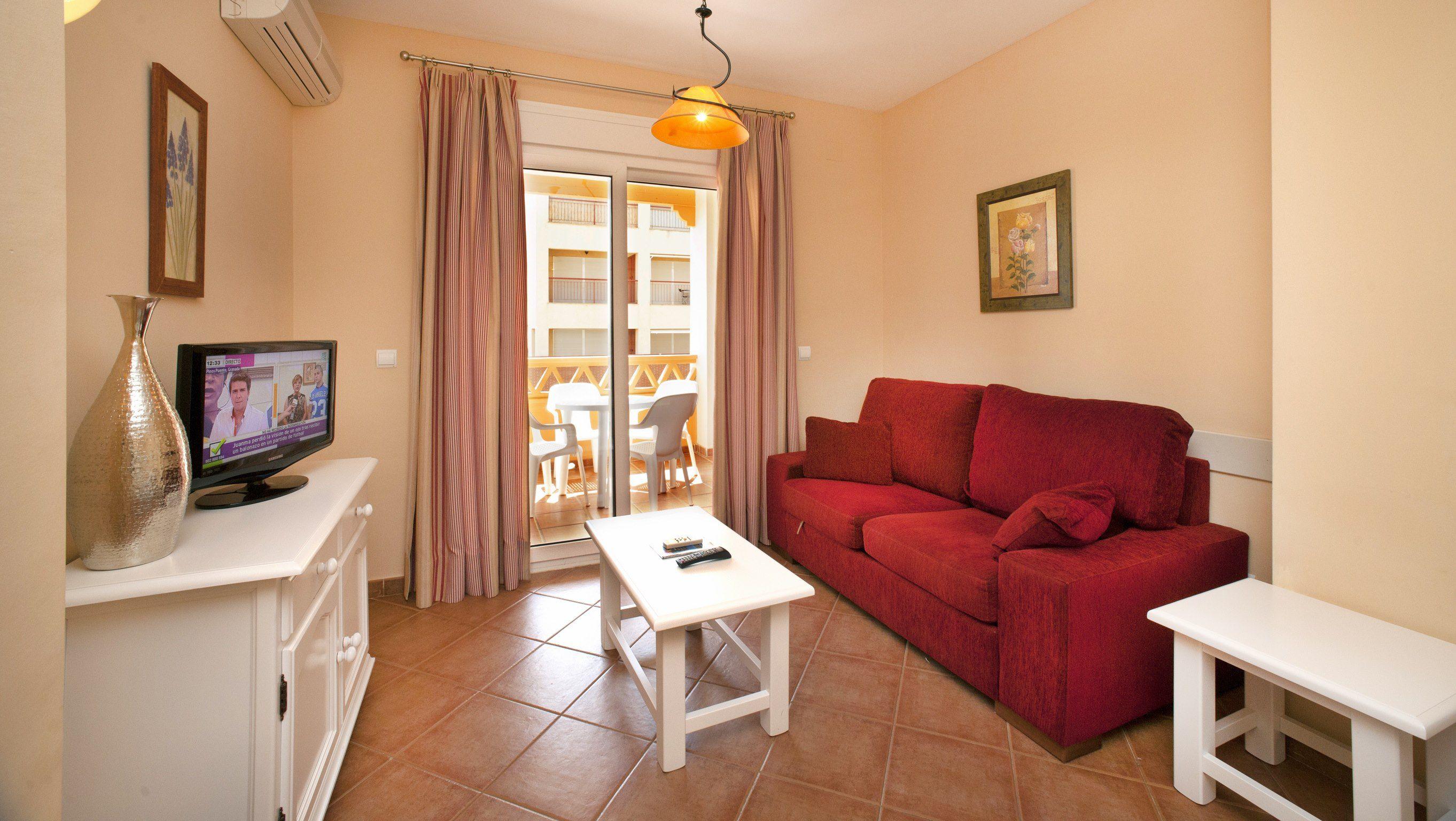Apartamento 1 dormitorio  del hotel Leo Canela. Foto 3