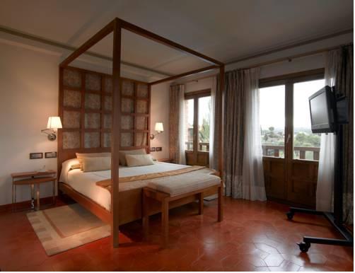 Junior suite  del hotel Parador de Toledo. Foto 1
