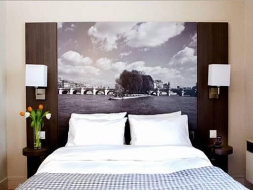 Habitación doble  del hotel Victoria