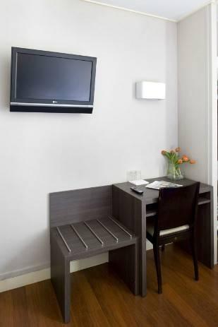 Habitación individual  del hotel Victoria. Foto 1