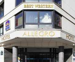 Hotel Best Western Allegro Nation