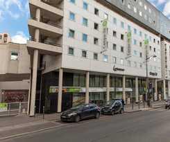 Hotel Campanile La Villette