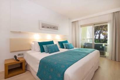 Habitación doble Superior del hotel Iberostar Playa de Muro Village