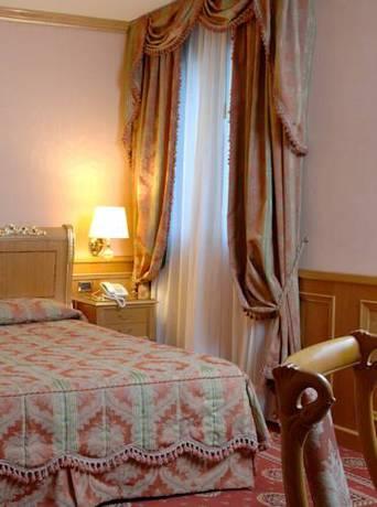 Habitación doble  del hotel Andreola Central