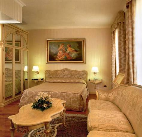 Junior suite  del hotel Andreola Central