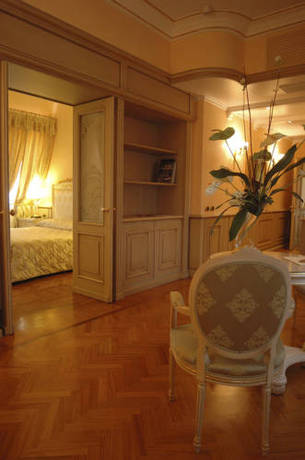 Suite  del hotel Andreola Central. Foto 1