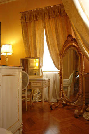 Suite  del hotel Andreola Central. Foto 2