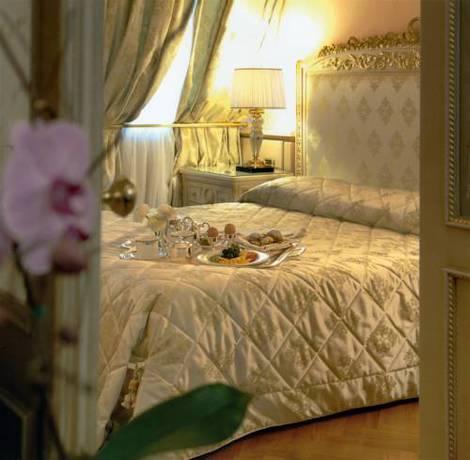 Junior suite  del hotel Andreola Central. Foto 2