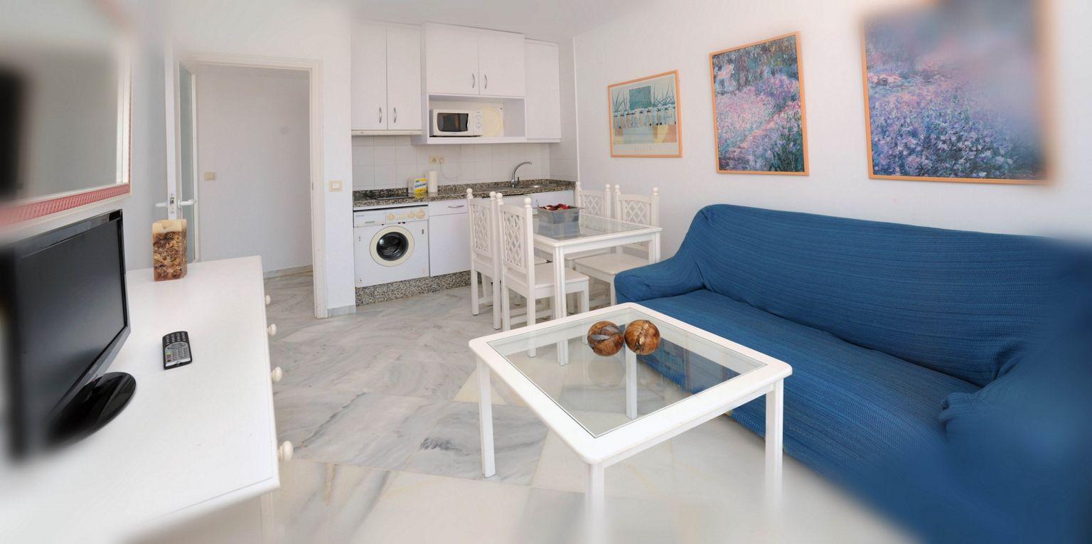 Apartamento 1 dormitorio  del hotel Leo Las Americas