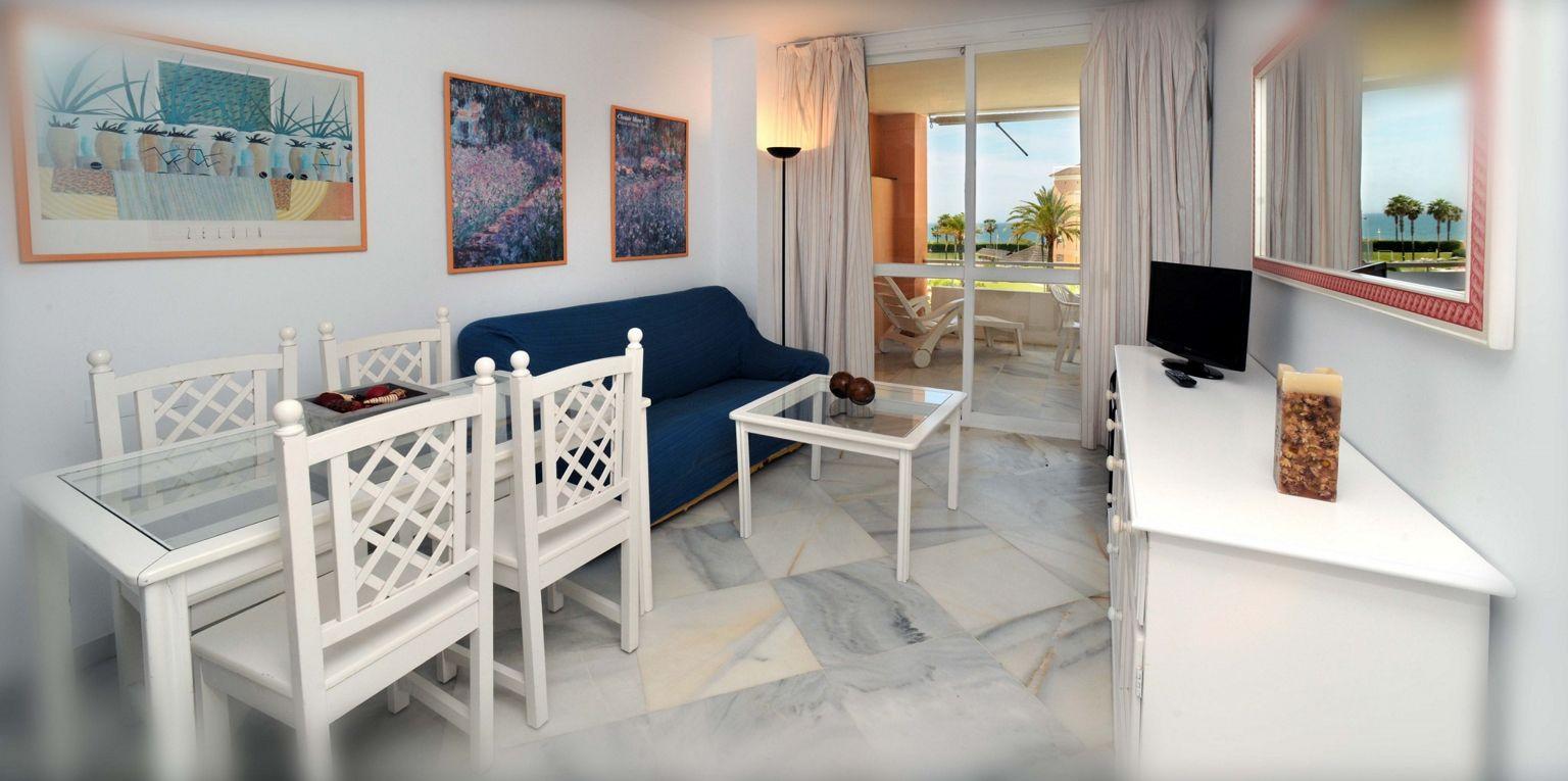 Apartamento 1 dormitorio  del hotel Leo Las Americas. Foto 1