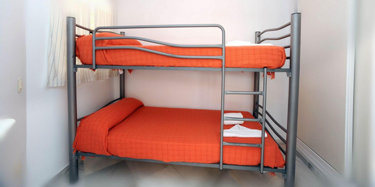 Apartamento 2 dormitorios  del hotel Leo Las Americas. Foto 2