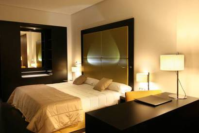 Junior suite  del hotel Don Manuel Atiram