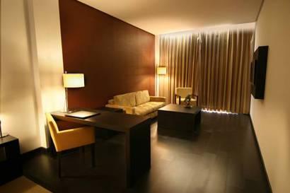 Junior suite  del hotel Don Manuel Atiram. Foto 1
