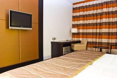 Habitación doble Económica del hotel Don Manuel Atiram