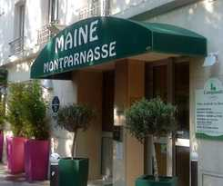 Hotel CAMPANILE MAINE MONTPARNASSE