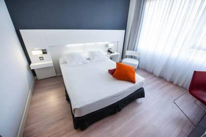 Habitación doble Premium del hotel Axor Feria