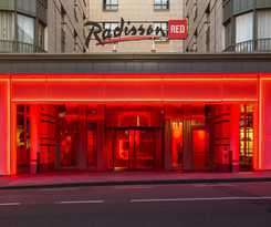 Hotel Radisson RED Bruxelles