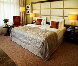Habitación doble Lujo del hotel Kings Court