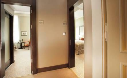 Habitación doble Lujo Comunicada del hotel Kings Court