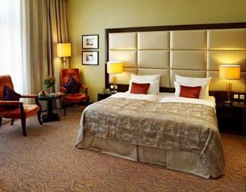 Habitación doble Ejecutiva del hotel Kings Court
