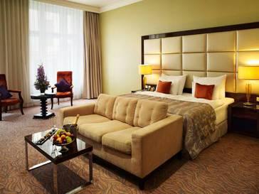 Junior suite  del hotel Kings Court
