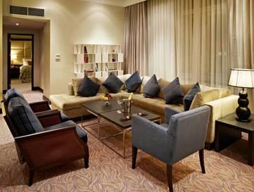 Suite Royal del hotel Kings Court