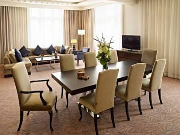 Suite Royal del hotel Kings Court. Foto 1