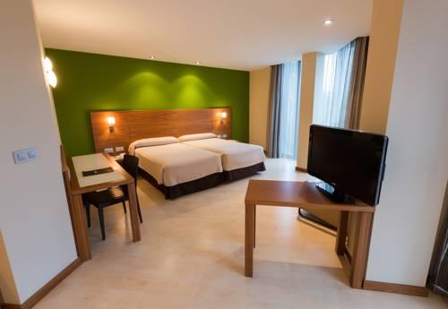 Habitación doble Superior del hotel Sercotel Gran Bilbao