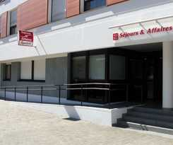 Hotel SEJOURS ET AFFAIRES ANGERS ATRIUM