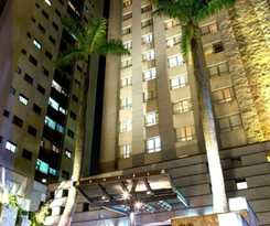 Hotel Pergamon São Paulo Frei Caneca