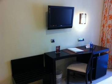 Habitación Doble con Acceso al Spa del hotel Spa Cadiz Plaza