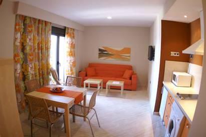 Apartamento 1 dormitorio  del hotel Spa Cadiz Plaza