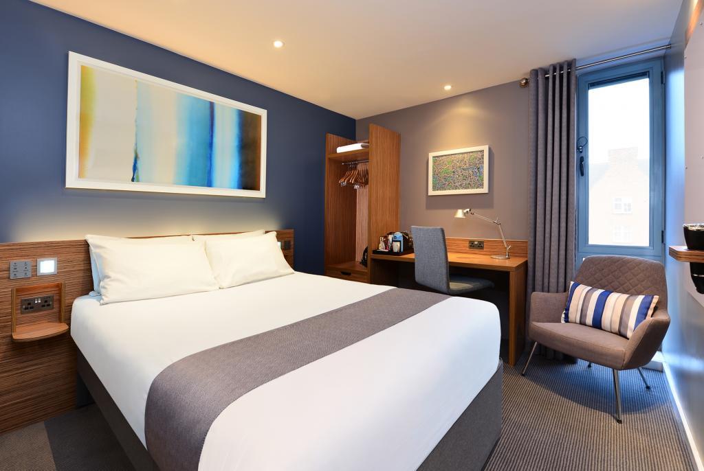 Habitación doble Superior del hotel Travelodge London Central City Road