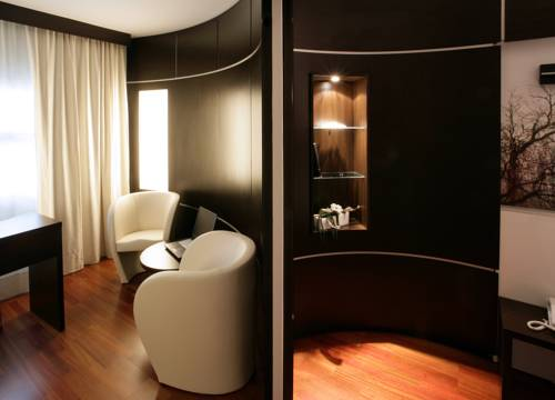 Junior suite  del hotel SR Europa. Foto 1