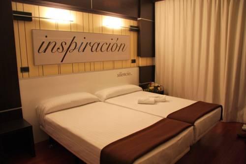 Habitación doble dos camas separadas del hotel SR Europa
