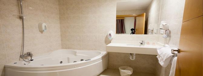 Habitación doble Superior del hotel Amic Colon. Foto 1