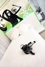 Habitación individual  del hotel Dormirdcine