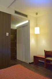 Habitación doble dos camas separadas del hotel De Francia y Paris. Foto 1
